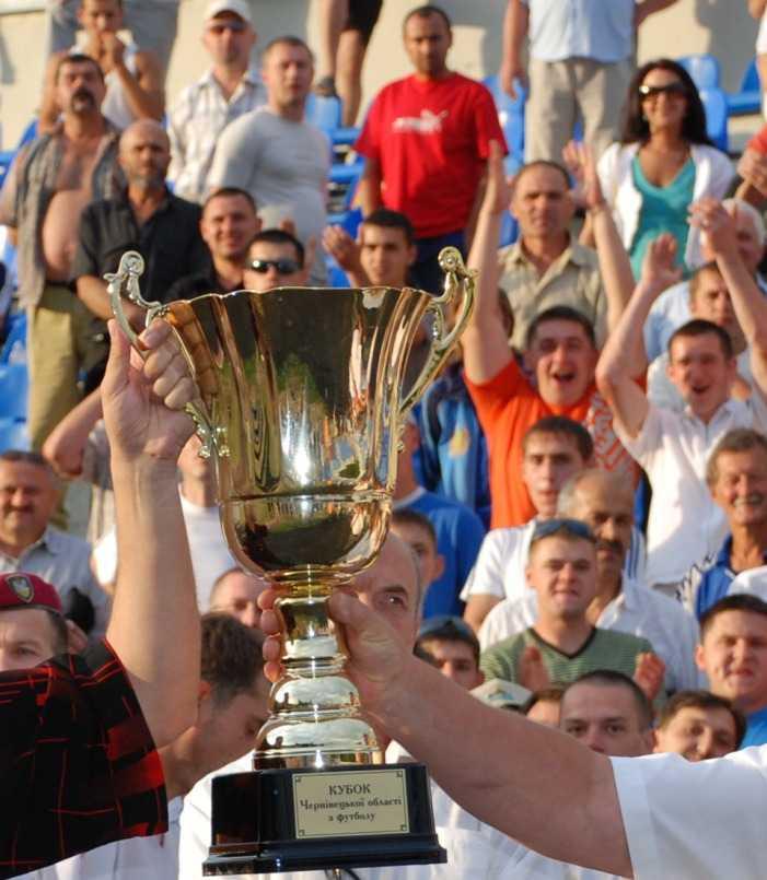 Футбол: Чинний володар трофею поступився в 1/4 фіналу Кубку Чернівців 2017