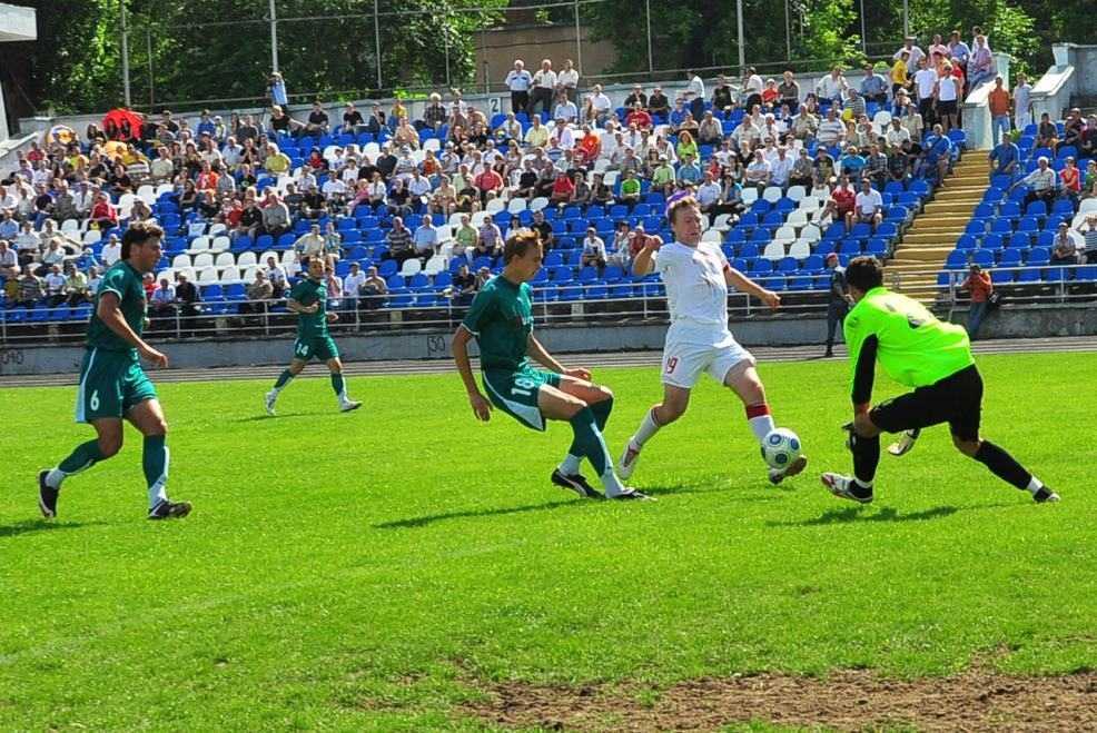 Фото: «Буковина» – «Зімбрул» (Молдова) – 3:2