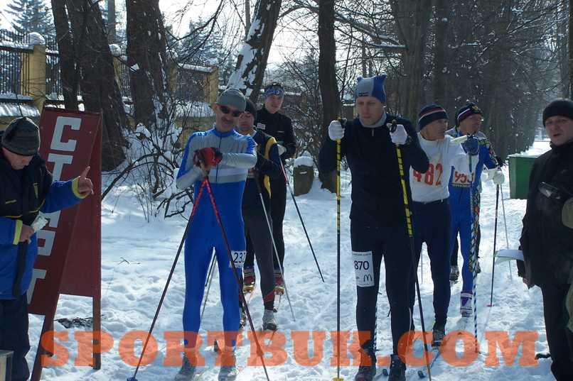У неділю, 12.02.17, запрошуємо чернівчан позмагатися на лижах