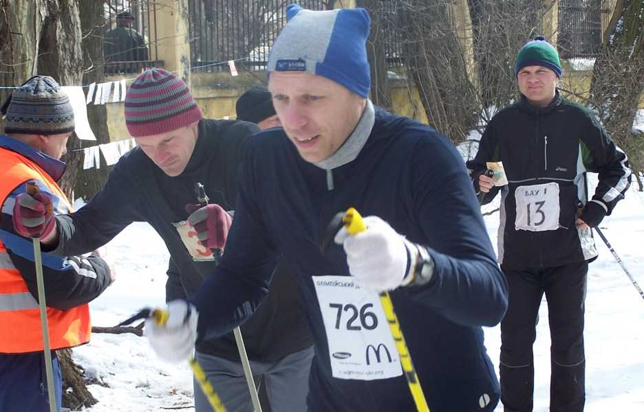 17 лютого – лижні змагання «Спортивної зими-2018»