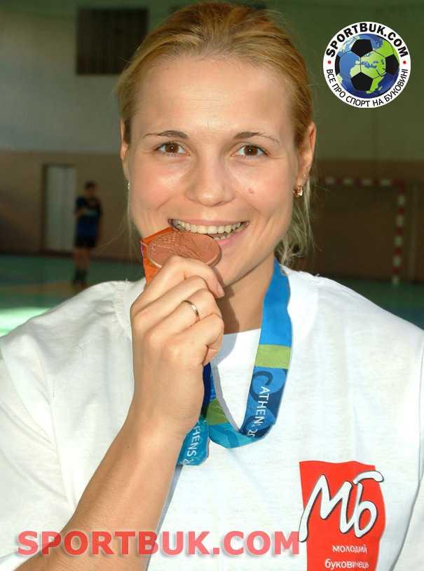 Тетяна Шинкаренко (Tetyana Shynkarenko)