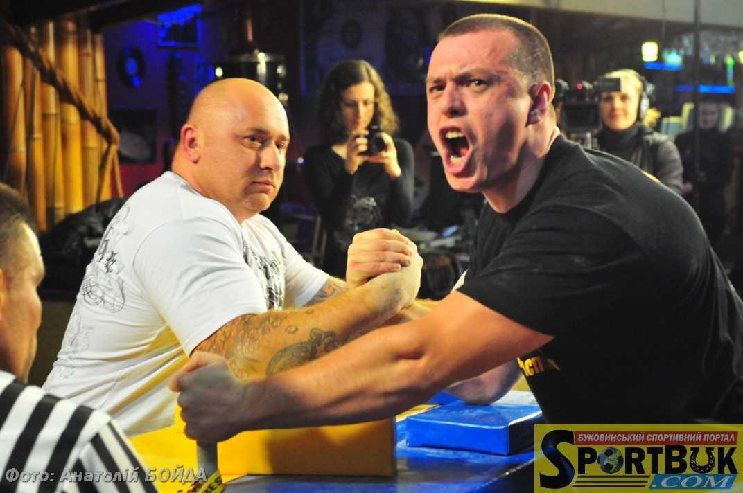 5 жовтня у Чернівцях – міжнародні двобої на руках Armfight Chernivtsi 2017 (відео)
