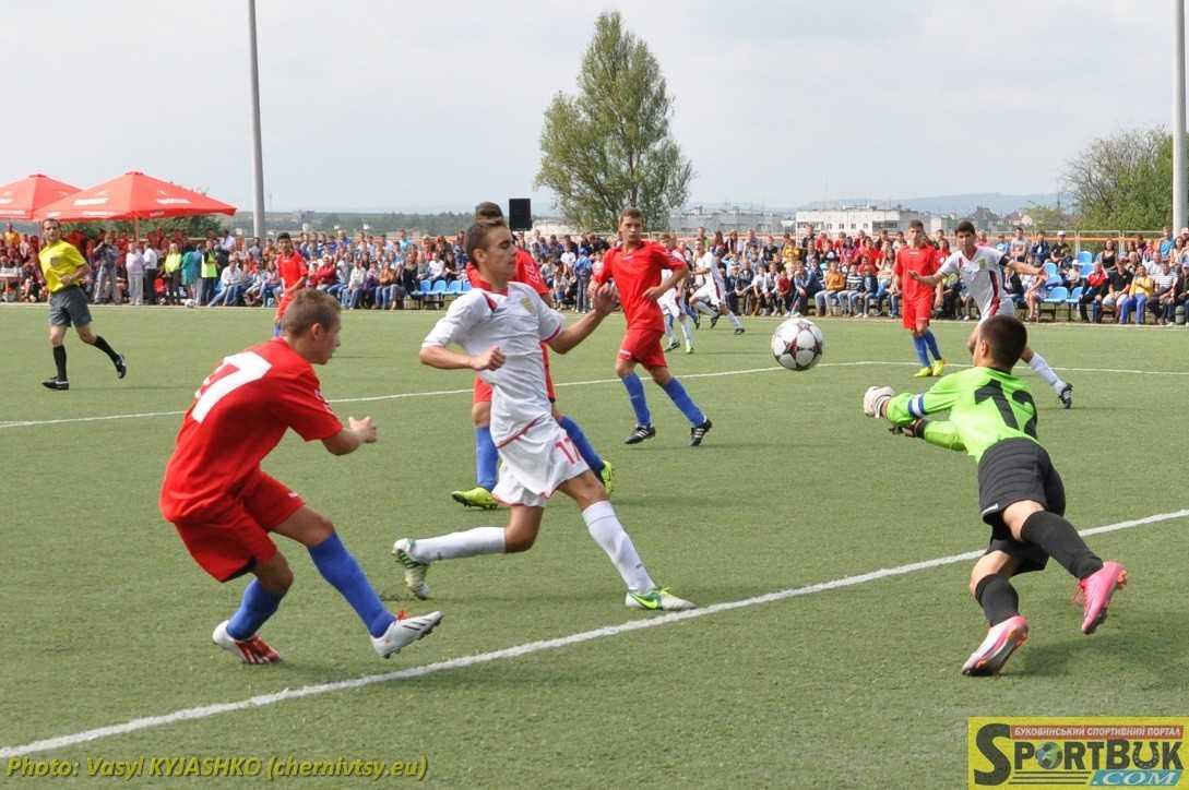 Чернівці 5-9 серпня приймають турнір «4 regions for Europe 2017» (календар ігор)