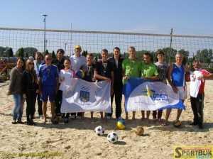 Фінал Ліги пляжного волейболу 2013