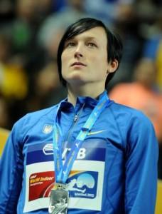 Наталія Лупу у 2012 р. стала срібною призеркою чемпіонату світу в приміщенні