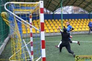 У попередній грі проти «ГріКо» Дмитро Дучак забив красень-гол у самісіньку «дев'ятку»
