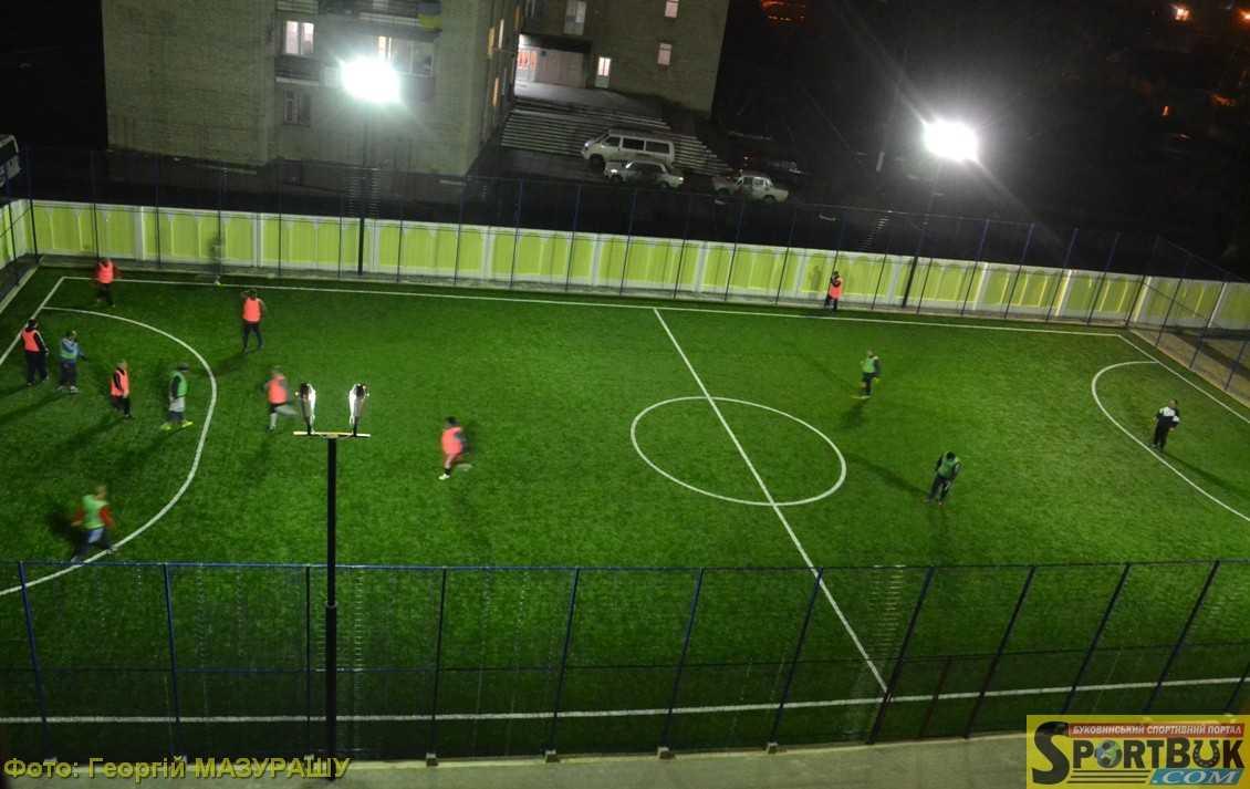 Футбольна школа «Локомотив» 18 вересня починає набір дітей у Чернівцях