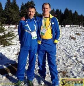 В'ячеслав Антонюк та Іван Гешко