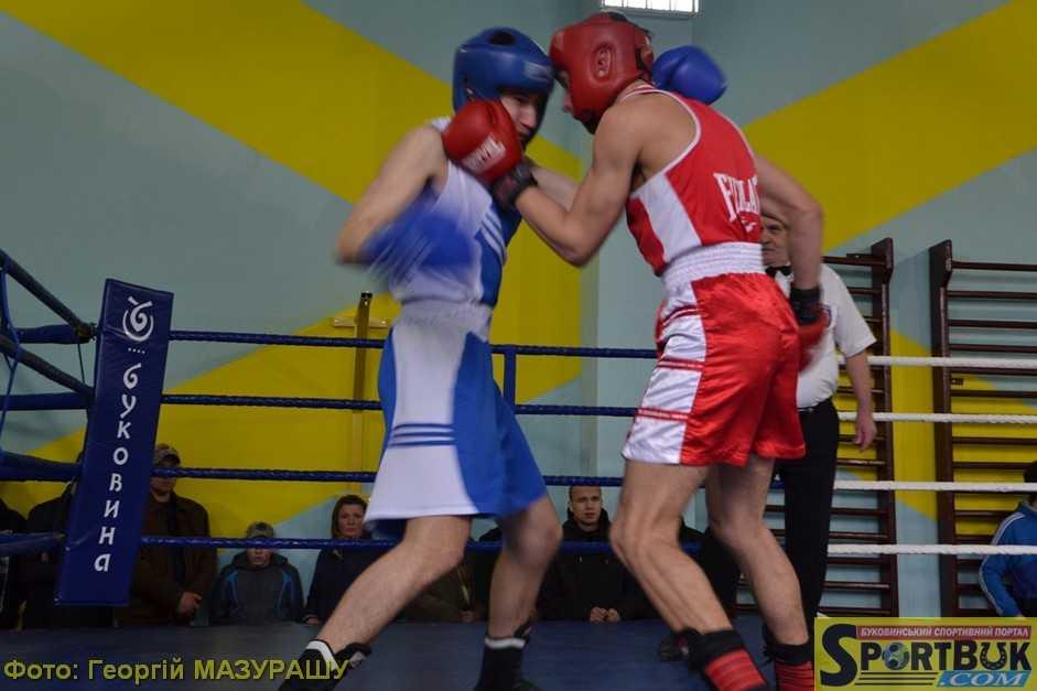 25-28 січня у Чернівцях – зона Чемпіонату України 2018 з боксу