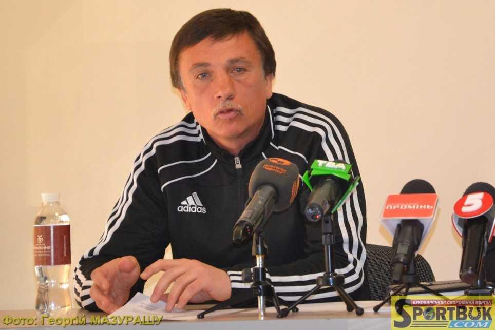 10 лютого – історичний день для українського і буковинського футболу