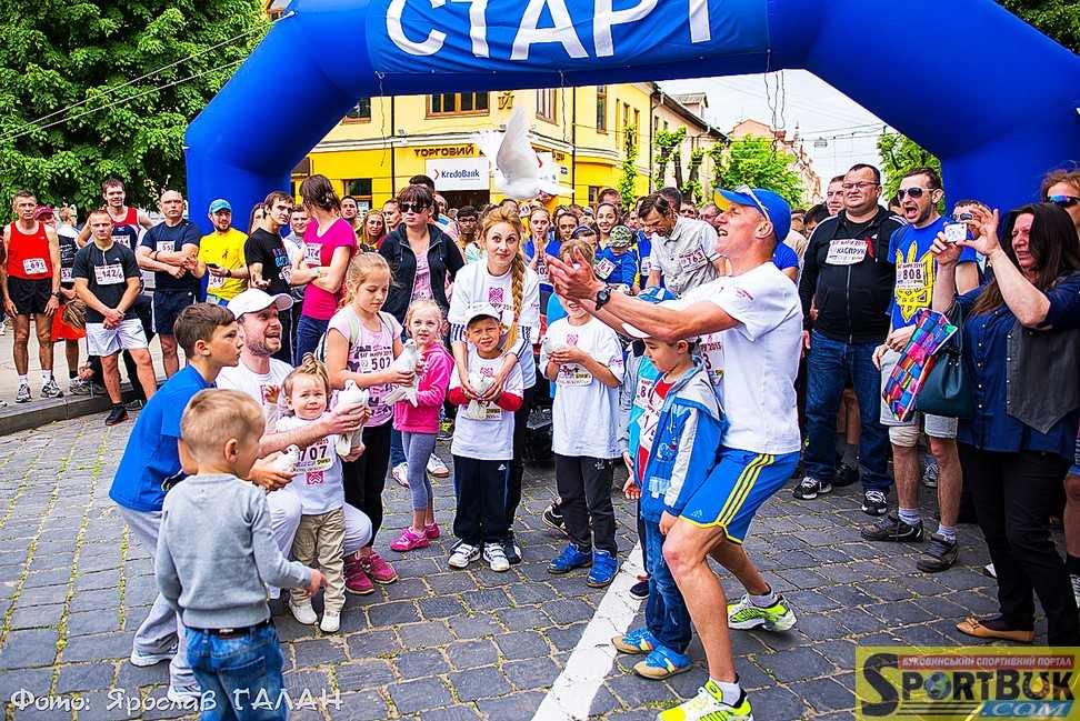 На Бігу Миру 2018 Гімн виконає зірка української естради;)