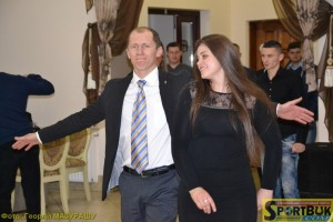 Іван Гешко і Наталка Чевка