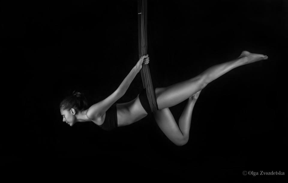 FlyDance stydio: Повітряні танці з акробатикою – на здоров'я і в задоволення