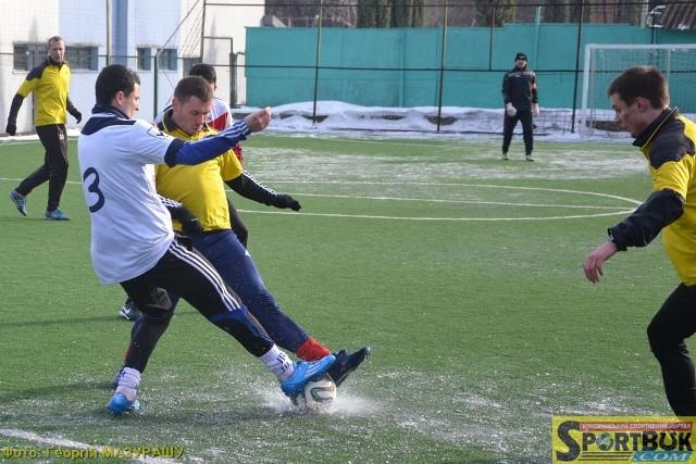 Міні-футбол: Розіграно останні 4 путівки до 1/8 фіналу чемпіонату області 2017/18