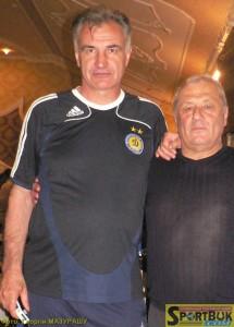 Олександр Бойко і Михайло Мельник