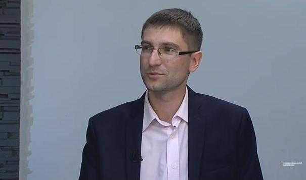 Директором стадіону «Буковина» став Ігор Наболотний (біографія)