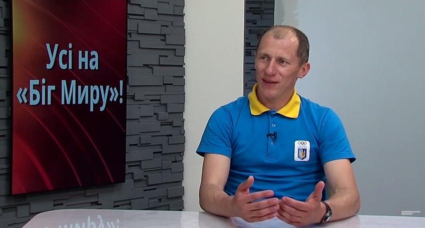 До Австрії Гешко поїхав не лише на марафон, а й на дні України у Відні (відео)