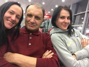 Наталія Лупу, Анатолій Якимчук і Марія Шаталова