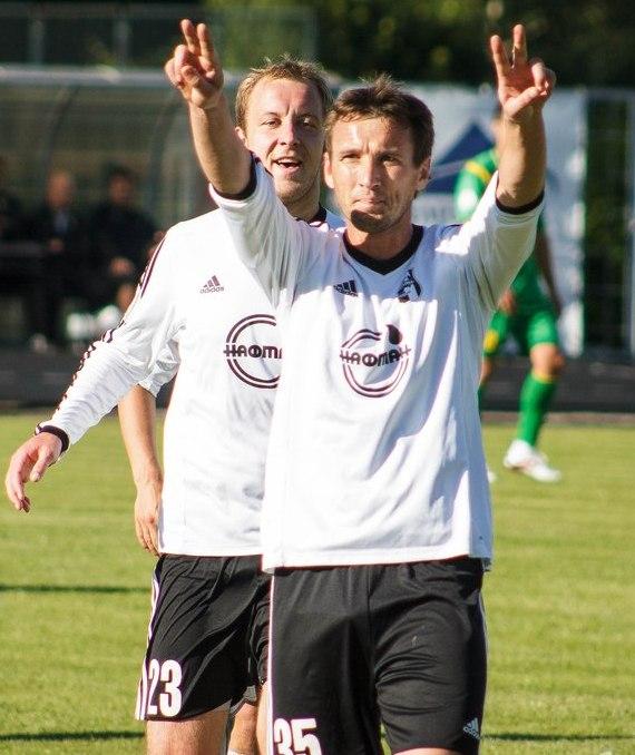 Футбол: Руслан Гунчак переможно дебютував у Лізі чемпіонів