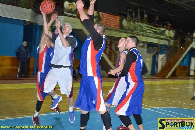 Баскетбол: Чернівчани зіграють на турнірі у Вінниці (графік ігор)