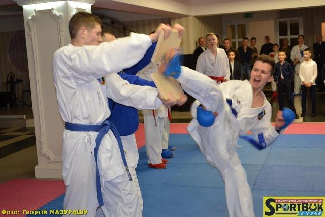 У ЗОШ №27 розіграли нагороди у карате та дзюдо (фото)