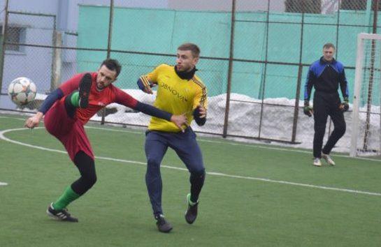 Міні-футбол: У фіналі чемпіонату області 2016/17 обійшлись без пенальті (відео)
