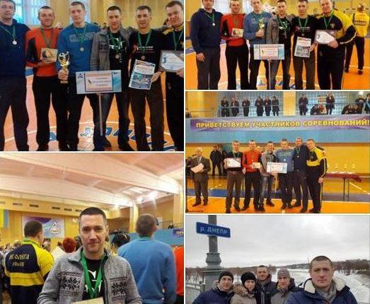Чернівчани відзначились на турнірі до ювілею Білоруської чугунки (фото)