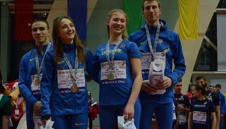 Легка атлетика: Хотинчанин – другий на матчевій зустрічі 8 збірних у Мінську