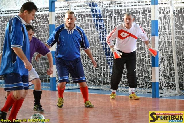 Сенсації на ювілейному турнірі екс-голкіпера збірної Молдови у Чернівцях (фото)