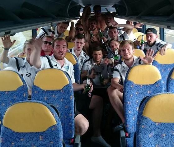 Футбол: Екс-гравець «Буковини» знову забиває у Німеччинні