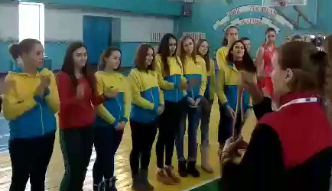 Баскетбол: Чернівчанки виграли… першість Хмельницької області (відео)