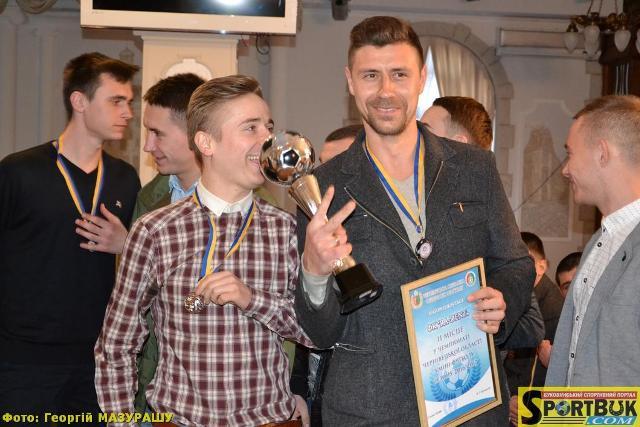 У «Маленькому Парижі» нагородили героїв міні-футбольного сезону 2016/17 (фото)