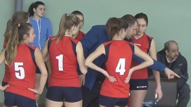 Волейбол: Сенсаційні повороти на фініші жіночого Кубку області 2017 (відео)