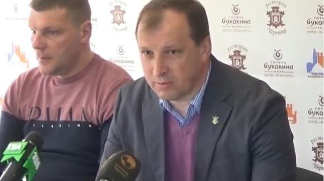 ФК «Буковина» представила новачків перед 2 ч. сезону 2016/17 (відео, фото)