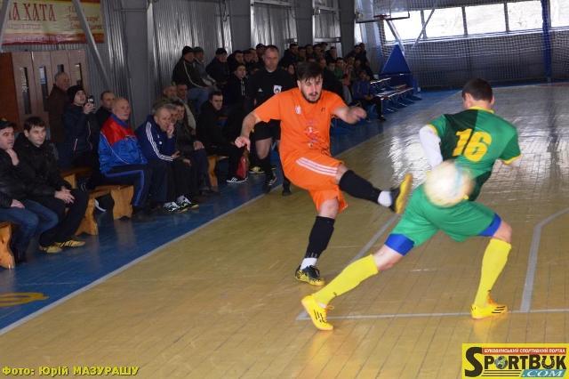 Фінал Кубку Чернівців з футзалу 2017 був близьким до шедевральності (фото, відео)