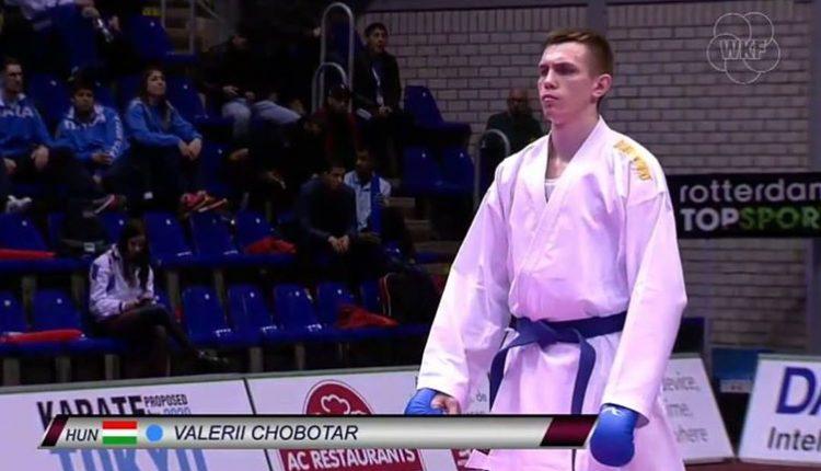 Чернівчанин здобув у Роттердамі медаль для Угорщини… з поломаним пальцем