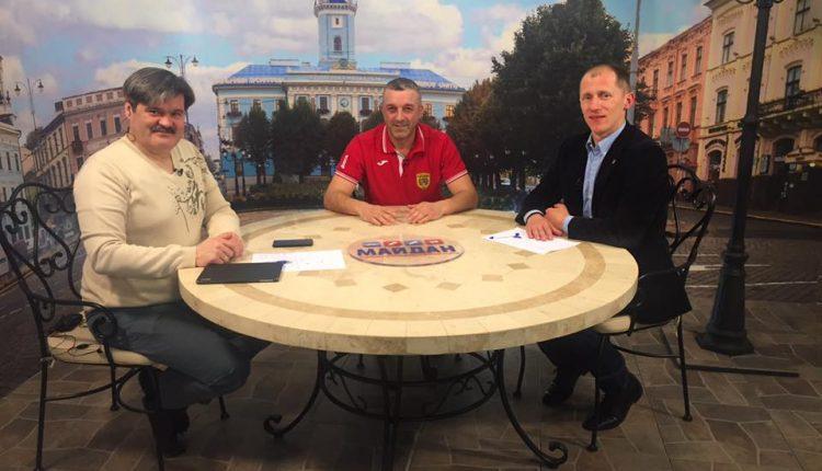 Спортивний «Майдан»: Іван Гешко, Георгій Мазурашу (відео)