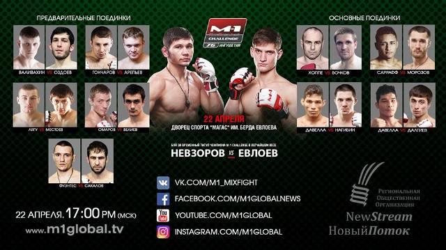 Чернівчанин проведе 22 квітня в Інгушетії бій проти дворазового чемпіона Росії