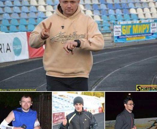 Оздоровча пробіжка на стадіоні «Буковина» 21.04.17 (фото)