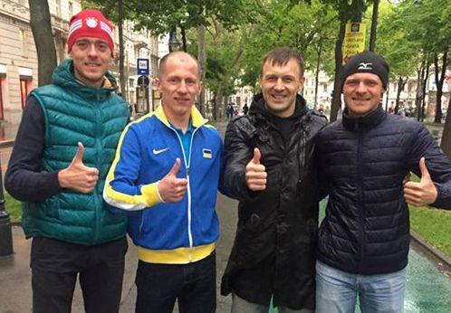 Гешко записав до свого активу перемогу на Vienna City Marathon 2017! (фото)
