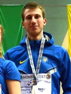 Легка атлетика: Хотинчанин переможно представив Україну на міжнародній арені