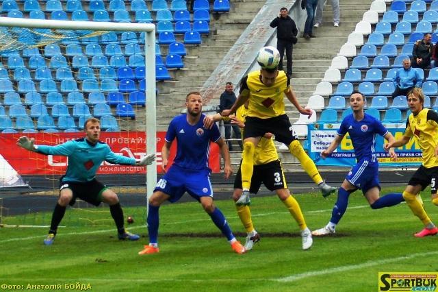 Гра «Буковини» проти «Іллічівця» сподобалась і Ратію, і Севідову (фото, відео)