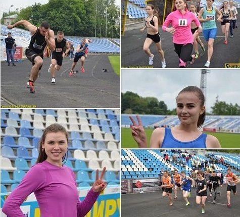Легка атлетика: Рекорди масовості на чемпіонаті області 2017 (фото)