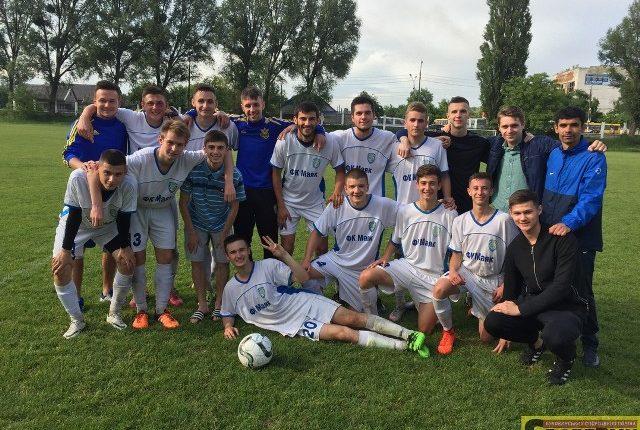 «Спарта-Буковина» 2 червня зіграє домашній матч за вихід у топ-4 ЧУ U-19
