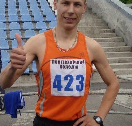 Медаль і високе командне місце Буковини на ЧУ-2017 з бігу на 10 000 м