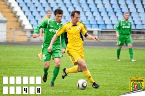 У матчі проти «Геліоса» 27 травня у складі «Буковини» буде і Гунчак!