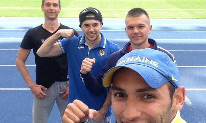 Чернівецькі спринтери у Києві побили рекорд і стали майстрами спорту