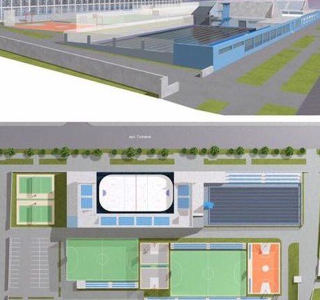 """Польовий пропонує свій варіант відновлення басейну на стадіоні """"Буковина"""""""