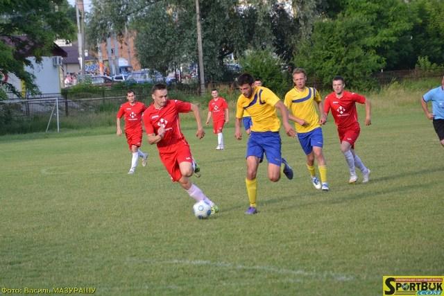 Долю матчу «Університет» – «Кіцмань» вирішив Добровольський (відео, фото)