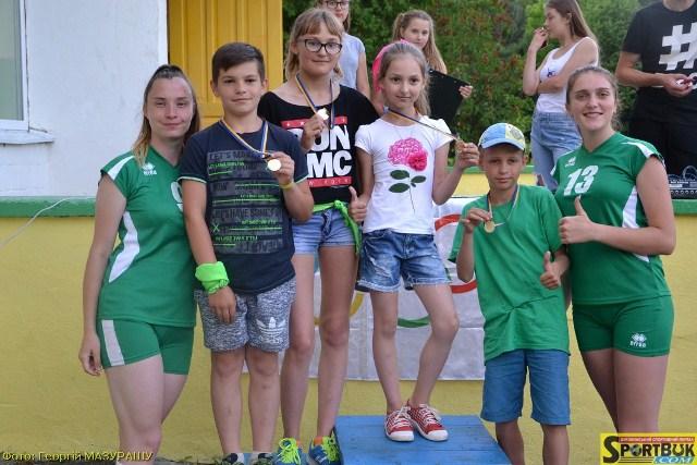 «Олімпійське літо 2017» у таборі «Буковинське орлятко» (фото)